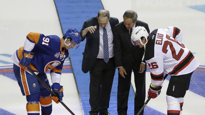 Tavares ready to lead Islanders back to playoffs