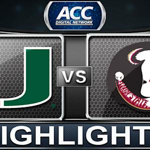 Miami vs Florida State | 2013 ACC Football Highlights