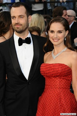 Natalie Portman Benjamin Millepied
