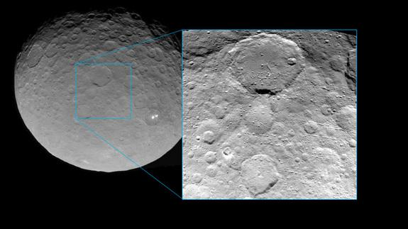 It's Crater-palooza on Dwarf Planet Ceres (New Photo)