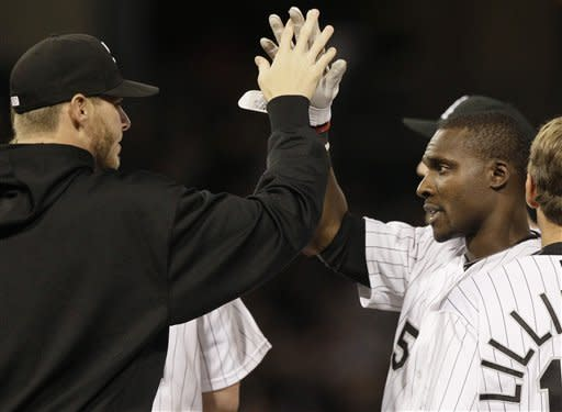Hudson lifts White Sox past Blue Jays, 4-3
