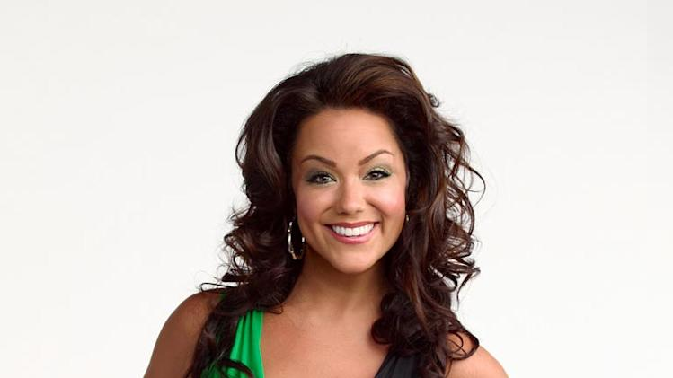 "Katy Mixon stars as Victoria  in ""Mike & Molly."""