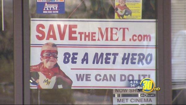 Hollywood ending makes movie history in Oakhurst