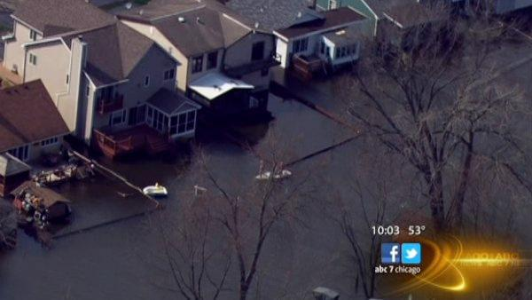 Flood victims learning lessons from past