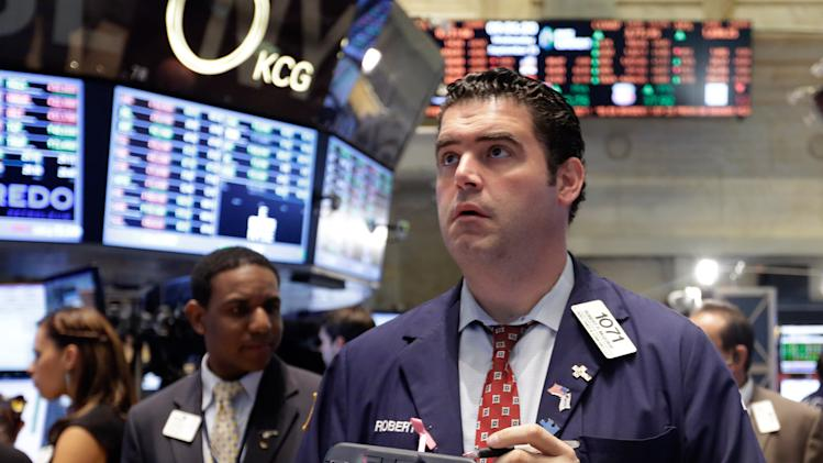 Encouraging news on jobs, retailers lifts stocks