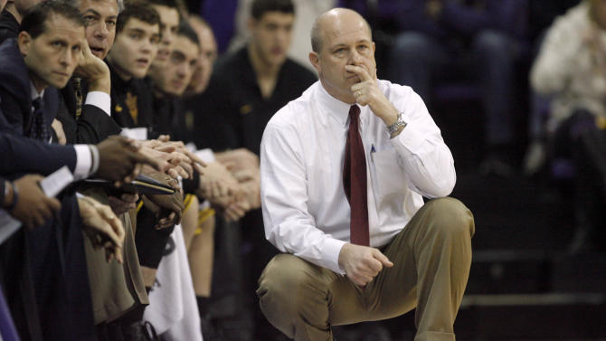 NCAA Basketball: Arizona State at Washington