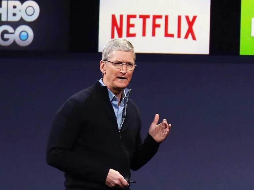 Apple has an amazing opportunity to completely change TV if it uses this model