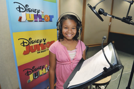 Kiara Muhammad is the Voice of 'Doc McStuffins'