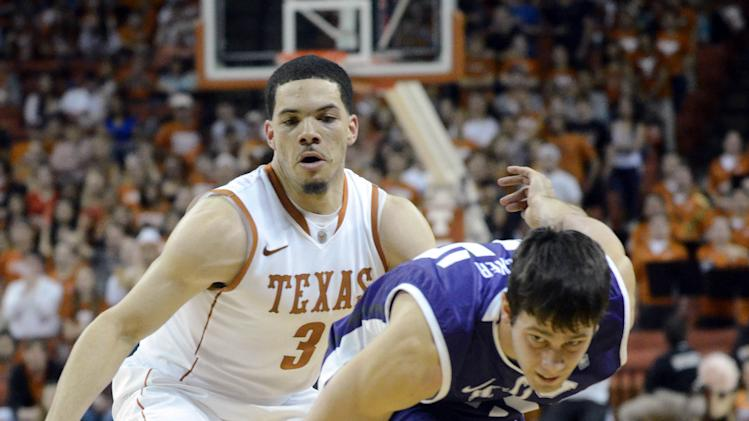 NCAA Basketball: Texas Christian at Texas
