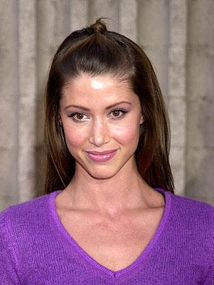 Shannon Elizabeth at the Westwood premiere of Dimension's Scary Movie 2