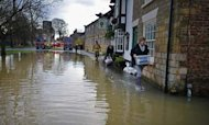 Risk Of Floods Despite Improving Weather