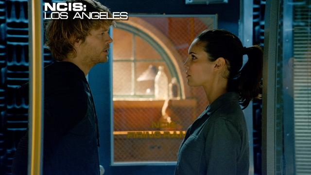 NCIS: Los Angeles - Frozen Lake