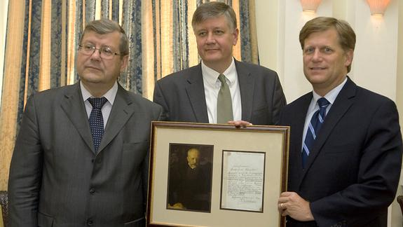 Lost Letters by Catherine the Great, Tchaikovsky Returned to Russia