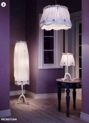 LYRIK Lamp Series
