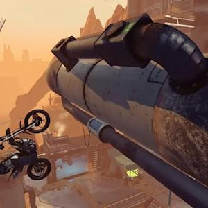 Trials Fusion - Riders of the Rustland DLC Launch Trailer