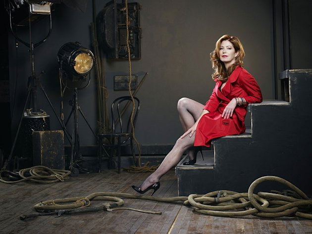 Dana Delany in the ABC series &quot;Desperate Housewives&quot; 