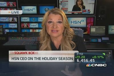 HSN CEO : 'This is the year of digital and mobile'