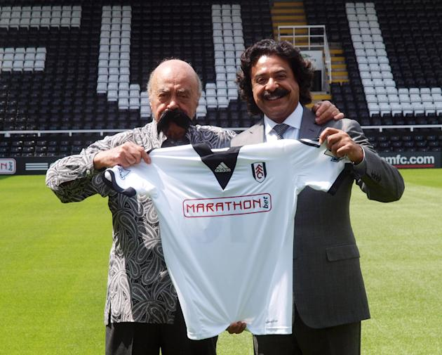 Soccer - Barclays Premier League - Fulham Photocall - Craven Cottage