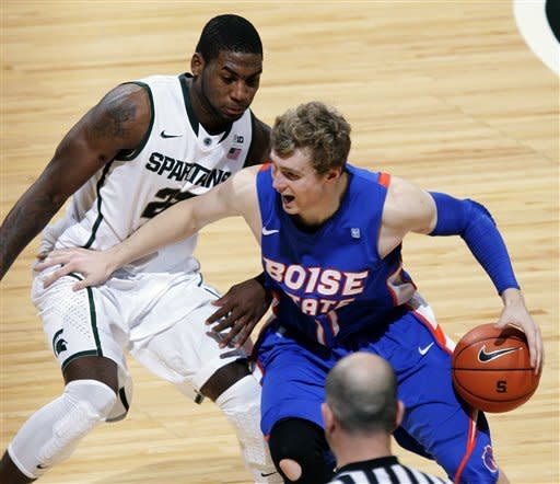 Appling helps Michigan State rally past Boise St