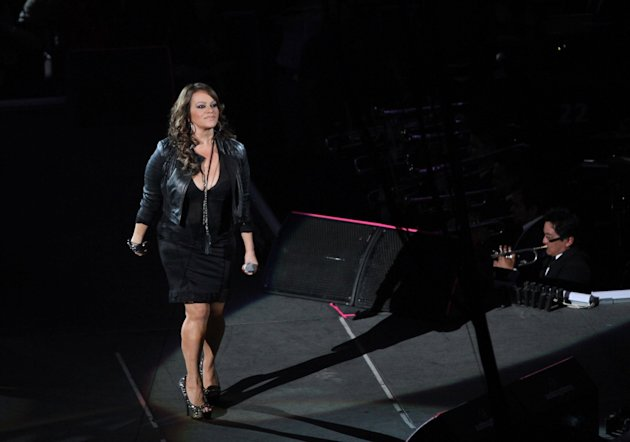 Jenni Rivera, Clasos, Arena Monterrey, ltimo concierto