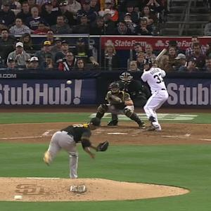 Liriano secures 10th strikeout