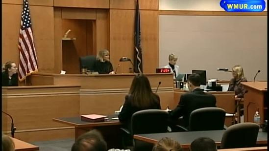 Raw Video: Myles Webster sentenced