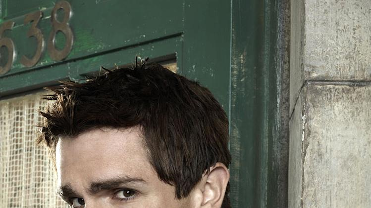 "Sam Witwer stars as Aidan in ""Being Human."""
