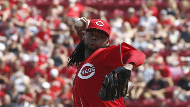 Reds beat Nationals 1-0, end 7-game losing streak