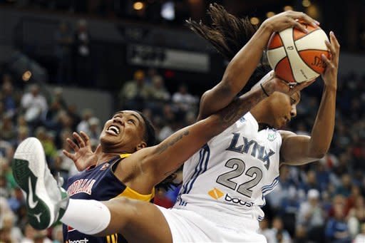 Maya Moore leads Lynx past Fever, 86-79