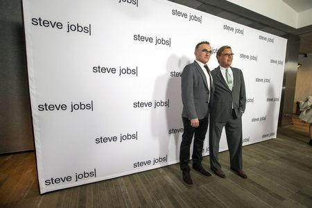 'Steve Jobs' an engaging portrait, ex-Apple CEO says