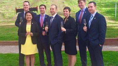 Seven New Sommeliers Join the Court of Master Sommeliers