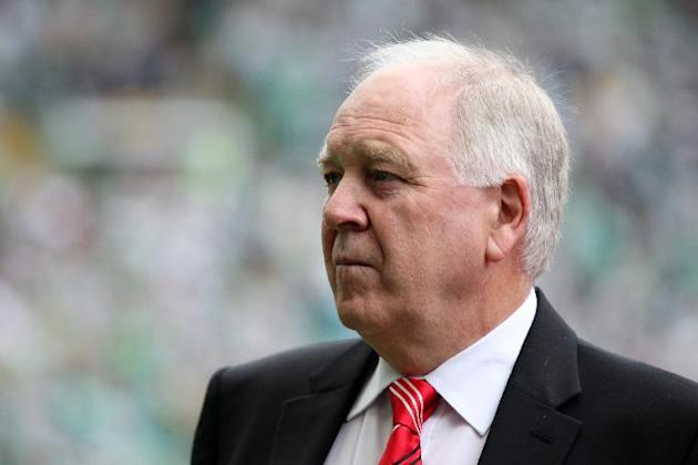 Craig Brown was disappointed Aberdeen failed to score early on against Motherwell