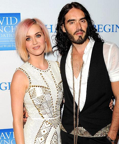 Katy Perry, Russell Brand's Divorce Finalized