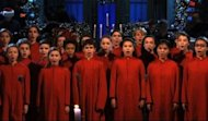 New York City Children&#39;s Chorus on &#39;Saturday Night Live,&#39; December 15, 2012 -- NBC