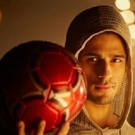 Sidharth Malhotra Prefers Football To Hitting The Gym