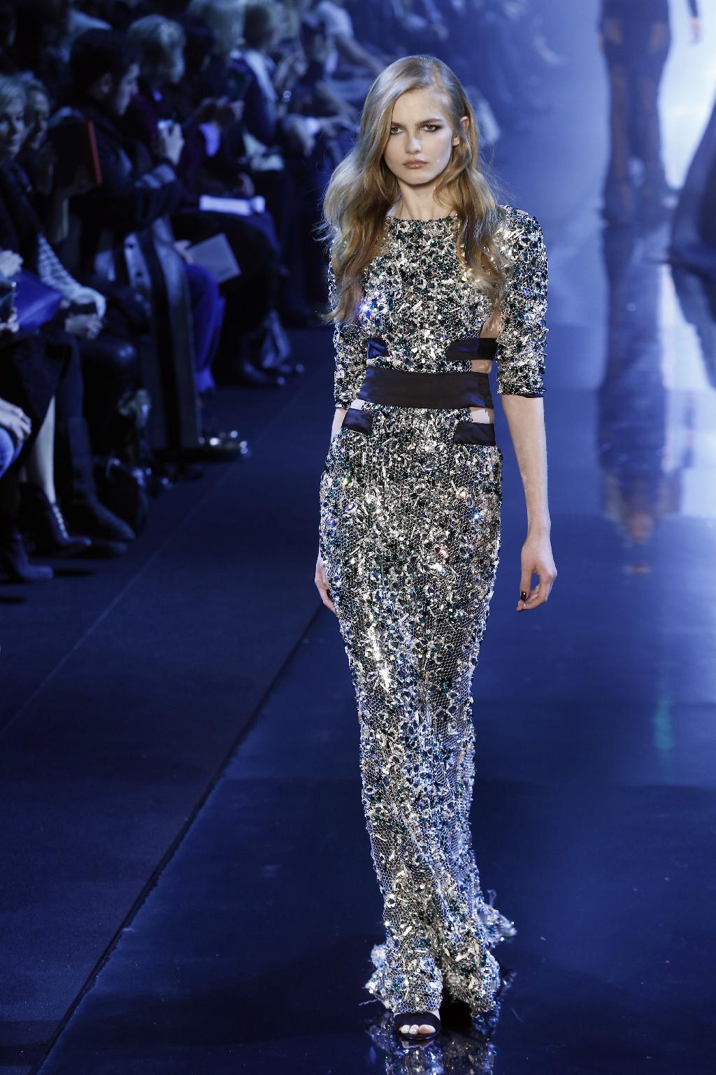 Paris haute couture: strong shapes and high shine at Alexandre Vauthier