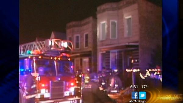 West Englewood fire kills 2 kids after children left home alone