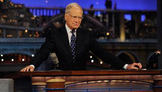 David Letterman Signs Off as Late-Night Host