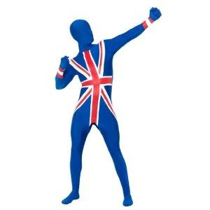Second Skin Union Jack