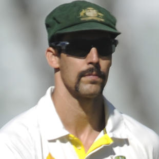 VIDEO: Facing Mitchell Johnson