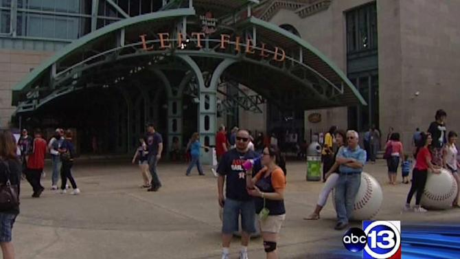 Fans excited about young new Astros