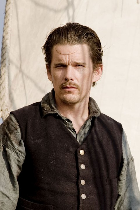 Ethan Hawke stars as Starbuck in &quot;Moby Dick.&quot; 