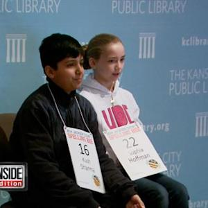 Friendship Formed During Epic Spelling Bee