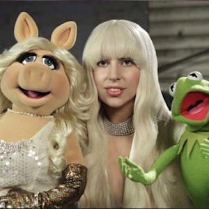Muppets Team Up With Lady Gaga For Holiday Special