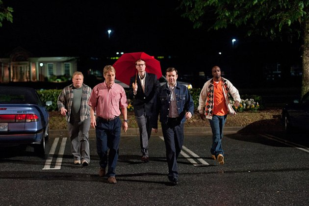 Hall Pass Warner Bros Pictures 2011 Larry Joe Campbell Owen Wilson Stephen Merchant Jason Sudeikis JB Smoove