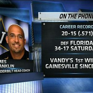 James Franklin on win over Florida