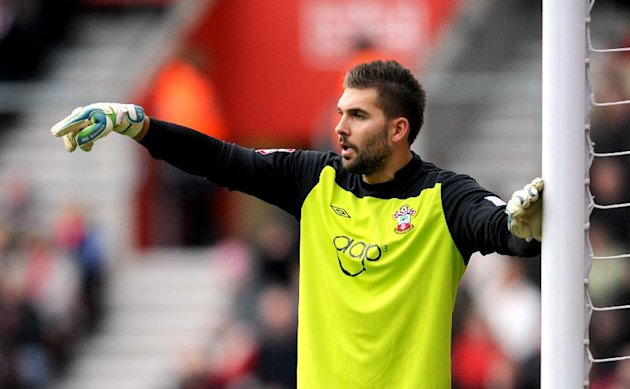 Goalkeeper Bartosz Bialkowski has signed for Notts County on a three-year deal