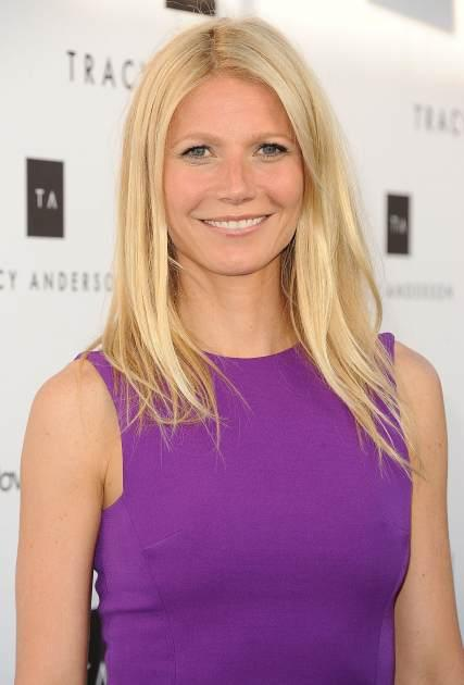 Gwyneth Paltrow attends the opening of Tracy Anderson Flagship Studio on April 4, 2013 in Brentwood, Calif. -- Getty Premium