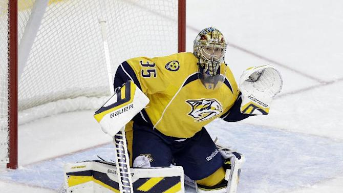 Goalie now cleared for weight-bearing exercises