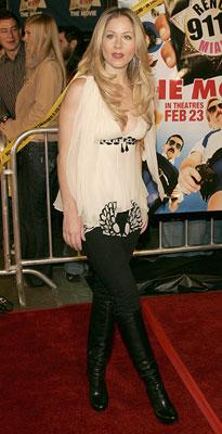 Christina Applegate at the Los Angeles premiere of 20th Century Fox's Reno 911: Miami